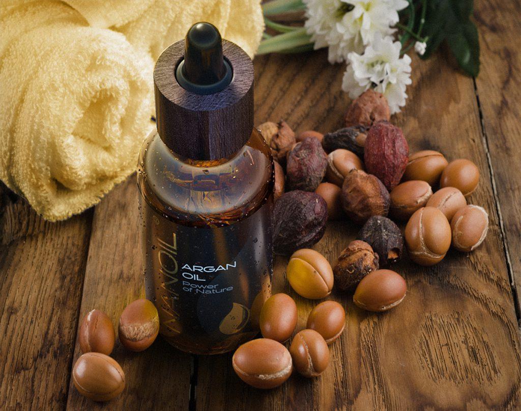 nanoil argan oil kernels natural beauty oil